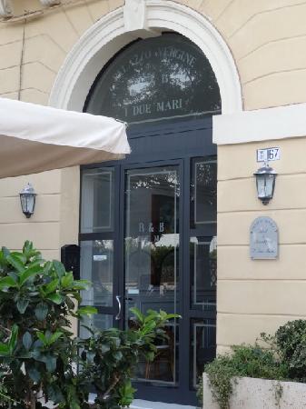 Resort B&B Palazzo Vergine I Due Mari : ingresso principale
