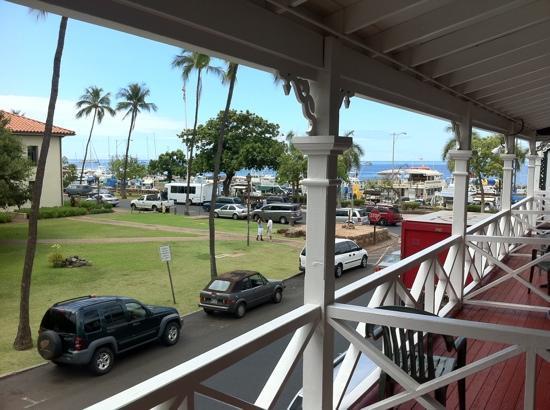 Best Western Pioneer Inn: view from room 23