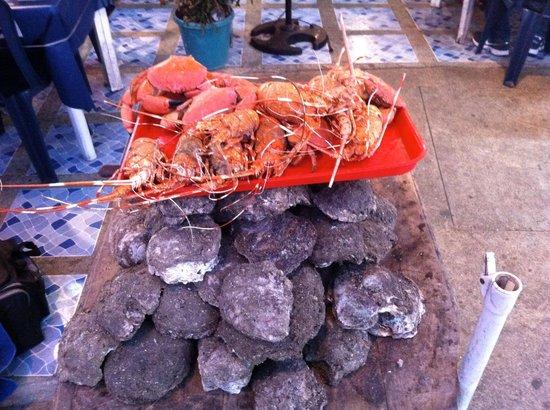 Playas, Ecuador: Restaurant Jalisco Surf