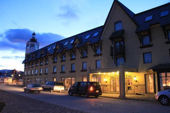 Hotel Costaustralis : El amanecer en el hotel