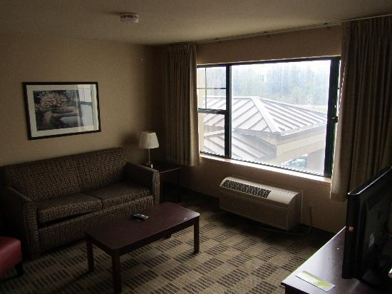 Extended Stay America - Colorado Springs - West: Living room (King Suite)