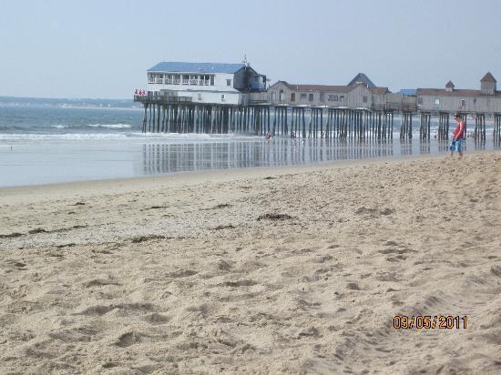 Echo Motel & Oceanfront Cottages: à distance de marche du Pier