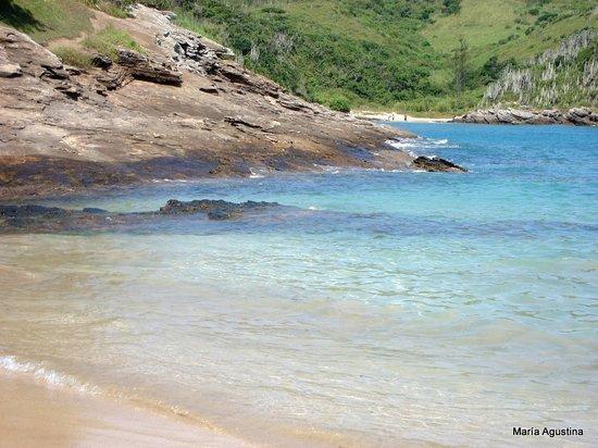 Armacao dos Buzios, RJ: Praia da Ferradurinha
