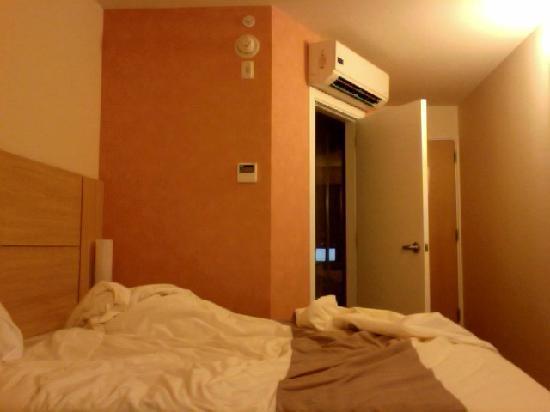 Ibis Larco Miraflores: basic room but CLEAN