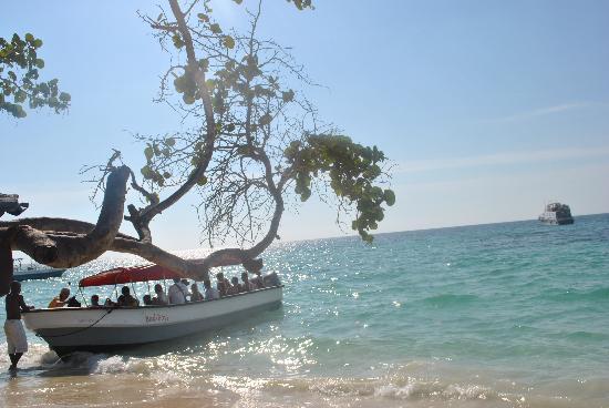 Tours en Islas del Rosario: Beautiful beach;-)
