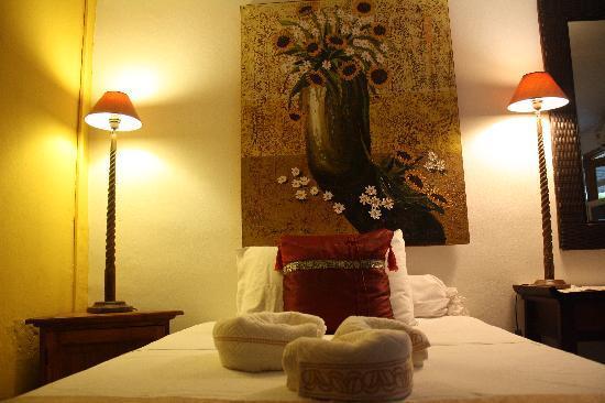 Pousada Casa do Sandalo, Boutique Guesthouse: The room infront the pool