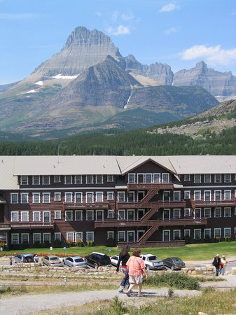 Many Glacier Lodge 사진