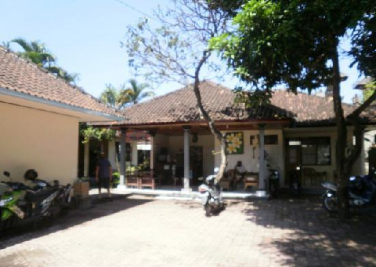 Komala Indah II cottages: Bikes for hire