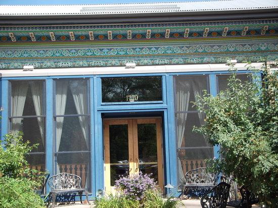 The Boulder Dushanbe Teahouse: Teahouse front