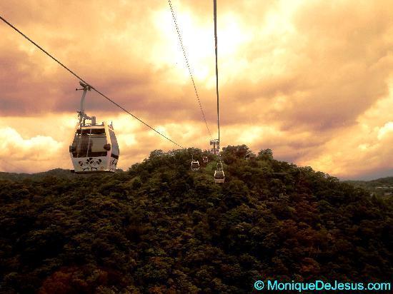 Taipei Zoo: Maokong Gondola
