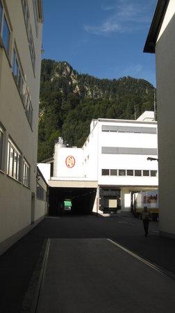 Grödig, Österreich: la fabbrica