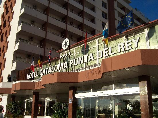 Catalonia Punta Del Rey Hotel Muy Malo