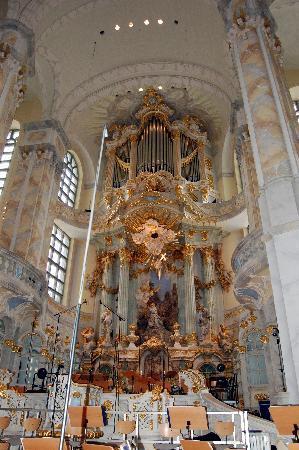 De Frauenkirche (Onze-Lieve-Vrouwekerk): Orgel