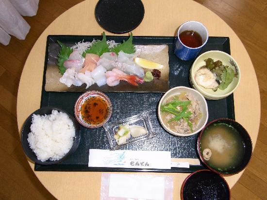 Kanazawa City Hotel: ルームサービス