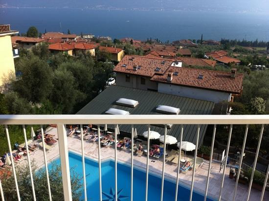 Hotel Royal Village: Villa Lucia terzo piano frontr lago!! Stupendo!!