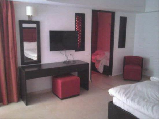 Le Marabout Hotel : suite junior
