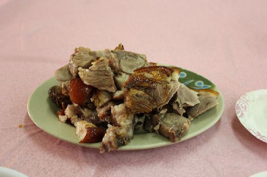 Haihong Restaurant - : 豚足