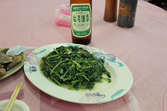Haihong Restaurant - : 野菜炒め