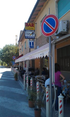 Bar La Speranza - Tuscany Street Food