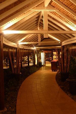 Restaurant La Suite : L'entrée