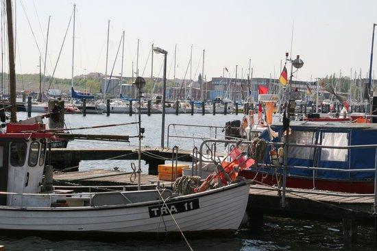 Wakenitz Schifffahrt Quandt