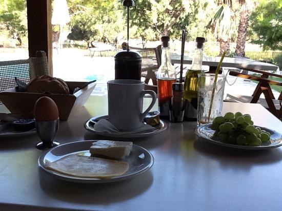 Hotel Irida Plakias: breakfast