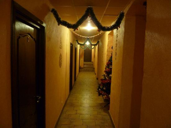 Pride Hotel: Interior...