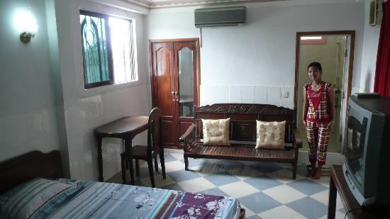 Rainbow Guesthouse: Single Room