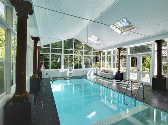 Villa Athena Wentworth Falls: Heated Swimming Pool & Spa