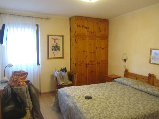Hotel Silene: Our room