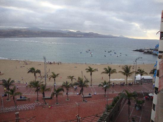 Hotel Aloe Canteras: VISTAS