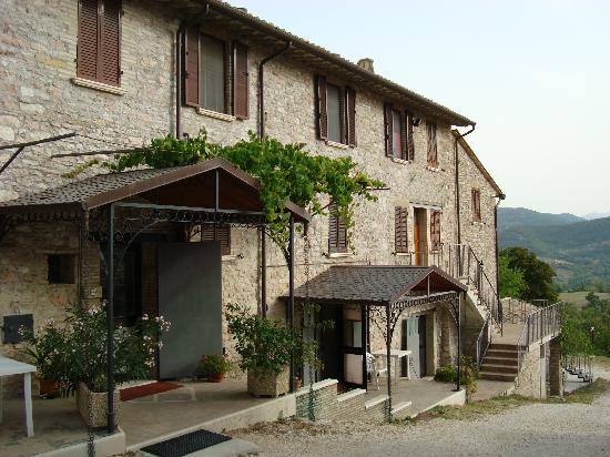 Agriturismo il Castello (ingresso)
