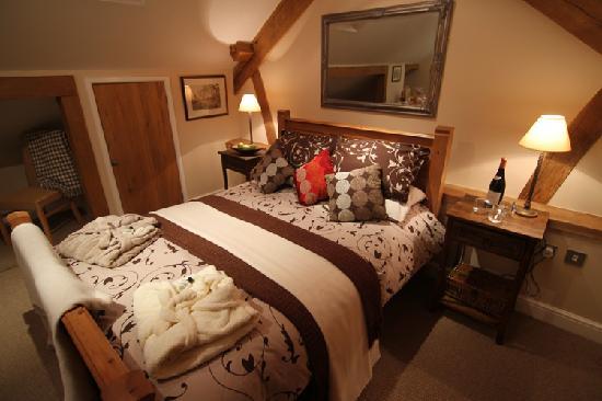 Huntenhull Farm: Luxury 4 star accommodation
