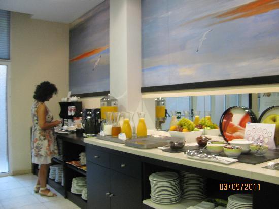 Hotel Menorca Patricia: sala