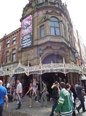 RockDene Hotel: The Grand theatre