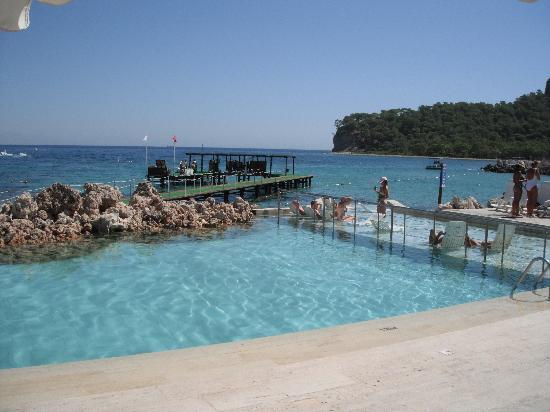 Club Med Kemer: La piscine, la mer , le soleil...