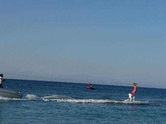 Club Med Kemer : Les champions de Francce de ski nautique viennent aussi au CM Kemer