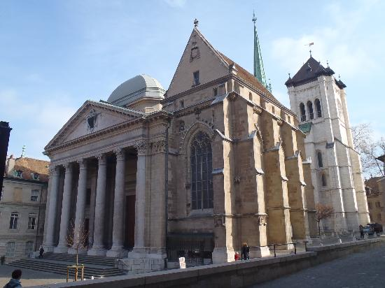Appart'City Geneve Gaillard: The Cathedral