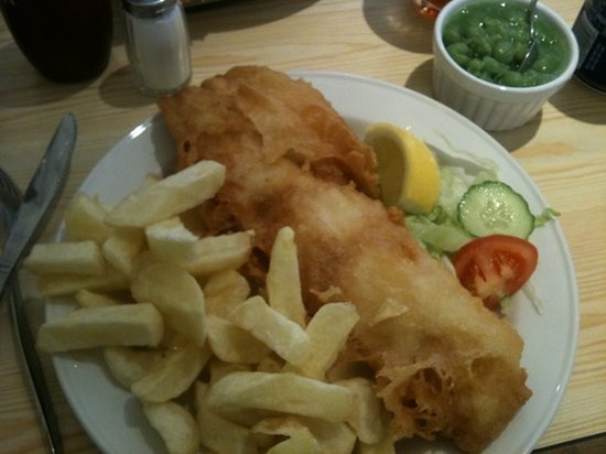 Maddys Chippy: fish&chips