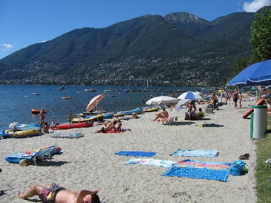 Hotel Campofelice: spiaggia