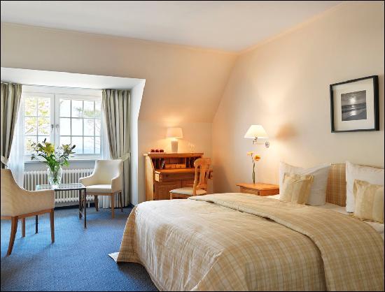 Landhaus Carstens Hotel: Komfortdoppelzimmer