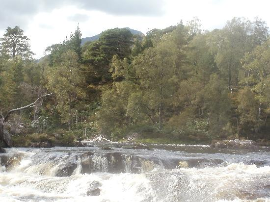 The Slaters Arms: Glen Affric