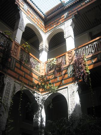 Riad Al Bartal: le patio
