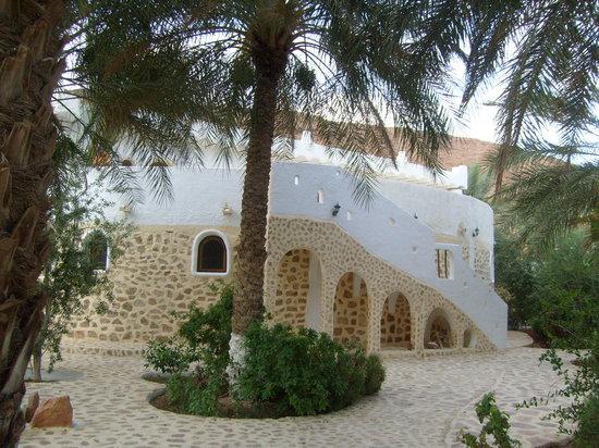 Residence des Deux Tours: espaces extérieurs