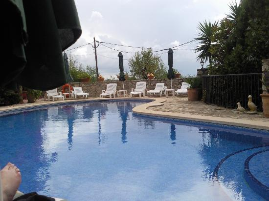 Great swimming pool picture of can furios hotel binibona tripadvisor for Nice hotels with swimming pool