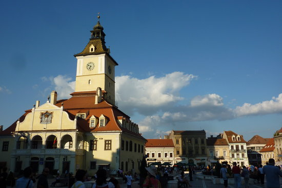 Brasov Tourism Information Centre