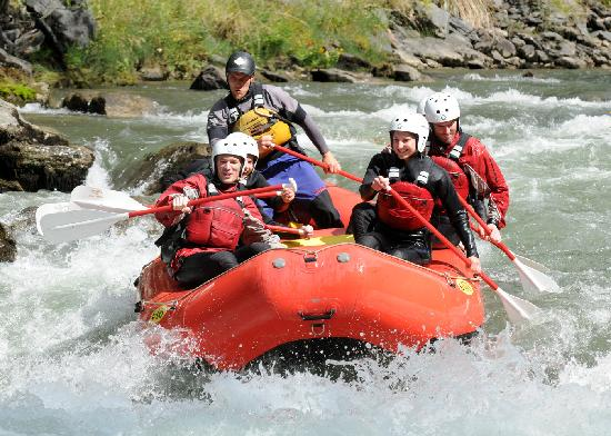 La Rafting Company: Loving it!