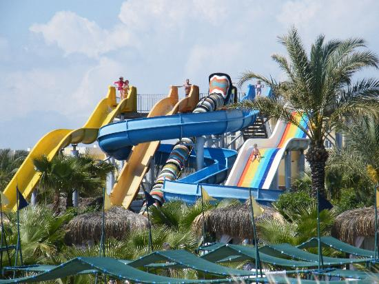 Delphin Palace Hotel: Hotel waterpark