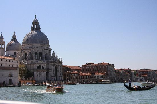 Canal Grande: Grand Canal from No.1 Waterbus