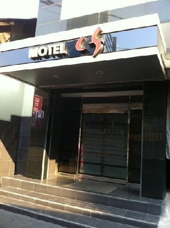 Cf Motel: motel Cf at Chungmuro
